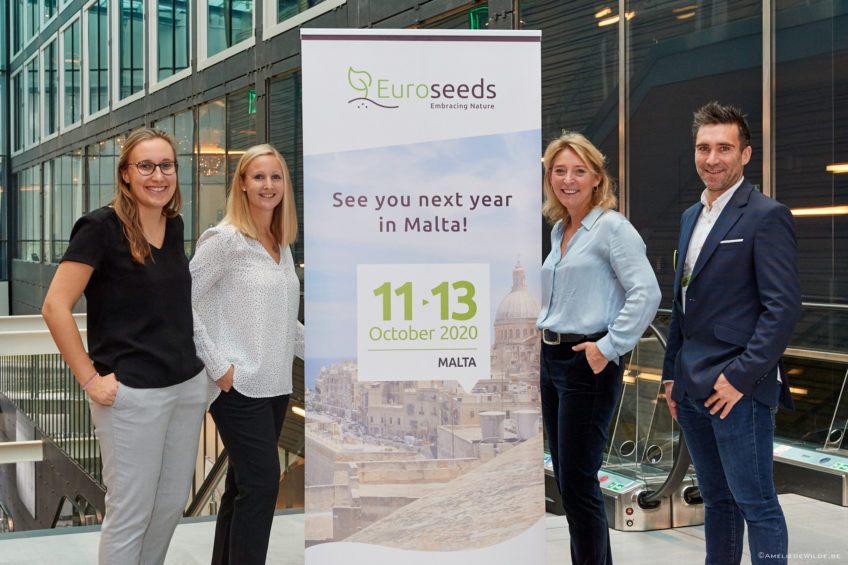 We're attending on line at Euroseeds Malta from October 11th – 13th,  2020 via a virtual booth.