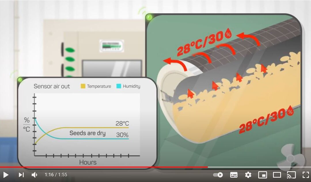 SPH presents its new DRM Conditioned Seed Dryer video!